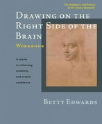 Drawing on the Right Side of the Brain Workbook 2nd Edition 9781585429226 1585429228