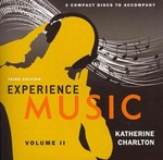 Audio CD set Volume 2 (3 CDs) for Experience Music 3rd Edition 9780077412227 0077412222