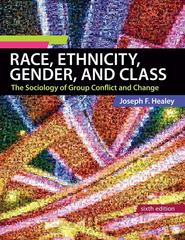 Race, Ethnicity, Gender, and Class 6th edition 9781412987318 1412987318