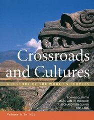Crossroads and Cultures 1st edition 9780312442132 0312442130