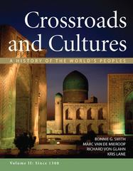 Crossroads and Cultures 1st edition 9780312442149 0312442149