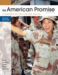 The American Promise 5th Edition 9780312663148 0312663145