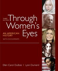 Through Women's Eyes, Combined Volume 3rd Edition 9780312676032 0312676034