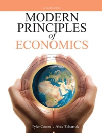 Modern Principles of Economics 2nd edition 9781429239974 1429239972