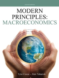 Modern Principles: Macroeconomics 2nd edition 9781429239981 1429239980