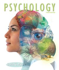 Psychology 10th edition 9781464117084 146411708X