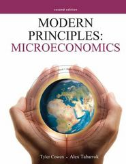 Modern Principles of Microeconomics (Loose leaf) 2nd edition 9781429293013 1429293012