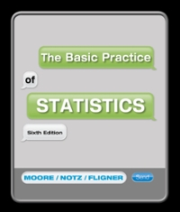 The Basic Practice of Statistics with Student CD 6th Edition 9781464102547 1464102546
