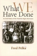 What We Have Done 1st Edition 9781558499195 1558499199
