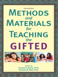 Methods and Materials for Teaching the Gifted 3rd Edition 9781593634766 1593634765