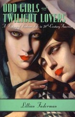 Odd Girls and Twilight Lovers 1st Edition 9780231074896 0231074891