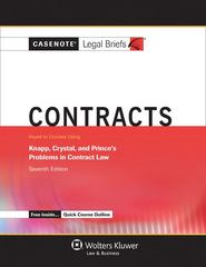 Contracts 7th Edition 9781454808046 1454808047
