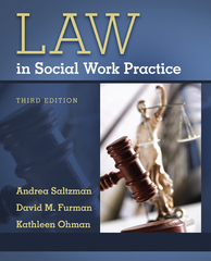 Law in Social Work Practice 3rd Edition 9781133312611 1133312616