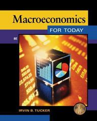 Macroeconomics for Today 8th Edition 9781133435051 113343505X