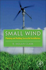 Small Wind 1st Edition 9780123860002 0123860008
