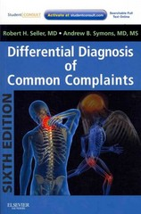 Differential Diagnosis of Common Complaints 6th Edition 9781455707720 1455707724