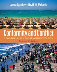 Conformity and Conflict 14th Edition 9780205234103 0205234100