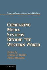 Comparing Media Systems Beyond the Western World 1st Edition 9781139200530 1139200534