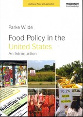 Food Policy in the United States 1st Edition 9781849714297 1849714290
