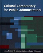 Cultural Competency for Public Administrators 1st Edition 9781317473541 131747354X