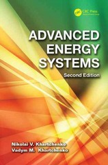 Advanced Energy Systems, Second Edition 2nd Edition 9781439886588 143988658X