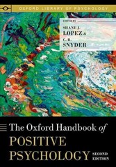 The Oxford Handbook of Positive Psychology 2nd edition 9780199862160 0199862168