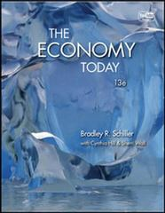 The Economy Today 13th Edition 9780073523217 0073523216