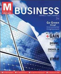 M: Business 3rd Edition 9780073524580 0073524581