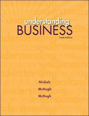 Understanding Business 10th Edition 9780073524597 007352459X