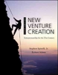New Venture Creation Entrepreneurship for the 21st Century