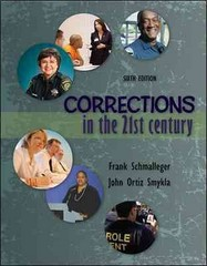 Corrections in the 21st Century 6th Edition 9780078026478 0078026474