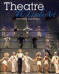 Theatre 8th Edition 9780073514208 0073514209