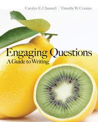 Engaging Questions 1st Edition 9780073383828 0073383821