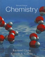 Chemistry 11th edition 9780073402680 0073402680
