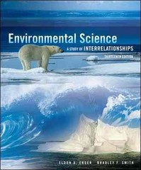 Environmental Science 13th edition 9780073383279 0073383279