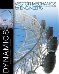 Vector Mechanics for Engineers: Dynamics + ConnectPlus 1st Edition 9780077889715 0077889711
