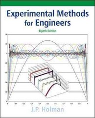 Experimental Methods for Engineers 8th edition 9780077418915 0077418913