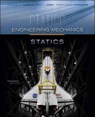 Engineering Mechanics: Statics 2nd edition 9780073380292 0073380296