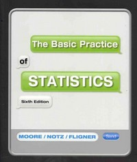 Basic Practice of Statistics (Paper) & CDR 6th edition 9781464104343 1464104344