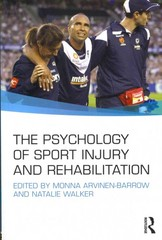 The Psychology of Sport Injury and Rehabilitation 1st Edition 9780415695893 0415695899
