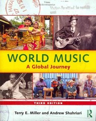 World Music 3rd edition 9780415808231 0415808235