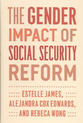 The Gender Impact of Social Security Reform 0 9780226392004 0226392007
