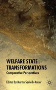 Welfare State Transformations 0 9780230205789 023020578X