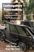 Contemporary Peacemaking 2nd edition 9780230210219 023021021X
