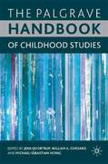 The Palgrave Handbook of Childhood Studies 1st Edition 9780230274686 0230274684