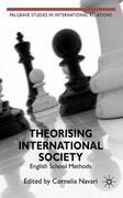Theorising International Society 0 9780230547155 023054715X