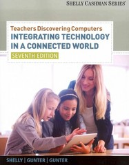Teachers Discovering Computers 7th edition 9781133526551 1133526551