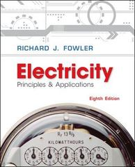 Electricity 8th Edition 9780073373768 0073373761