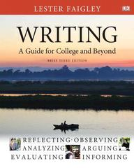 Writing 3rd Edition 9780205223299 020522329X