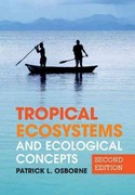 Tropical Ecosystems and Ecological Concepts 2nd Edition 9780521177344 0521177340